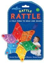 Eeboo Infant Star Rattle