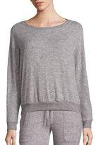 Joie Giardia Gauze Jersey Sweatshirt