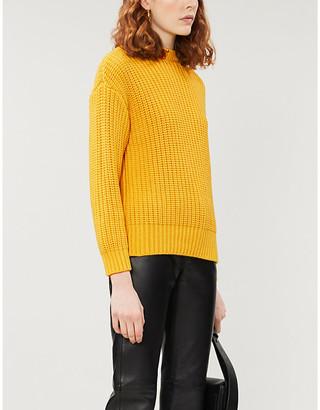 Ted Baker Whtnee cotton-blend knitted jumper