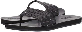 Flojos Leah (Black) Women's Sandals