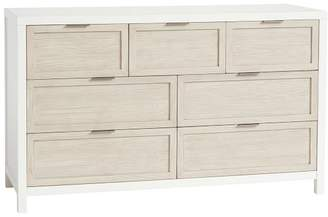 Pottery Barn Teen Anders Dresser, Weathered White/Simply White
