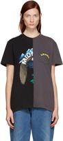 Off-White Black Reassembled T-Shirt
