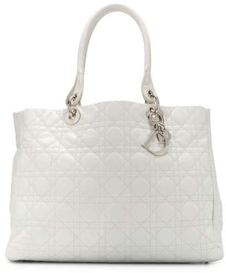 Christian Dior Pre-Owned quilted tote