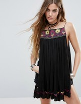 Free People Heat Wave Tunic Top