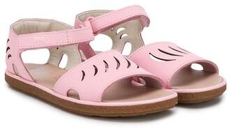 Camper Miko cut-out sandals