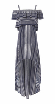Exclusive for Intermix Eliza Off Shoulder Maxi Dress