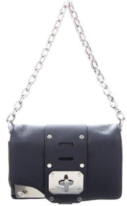 eac35fb3 Stardust Chain-Link Bag Navy Stardust Chain-Link Bag