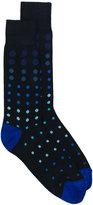 Paul Smith gradient polka dot spots - men - Cotton/Polyamide - One Size