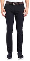 Hugo Boss Boss Orange Slim Chino Trousers, Dark Blue