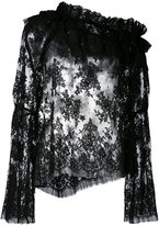 Zimmermann embroidered blouse