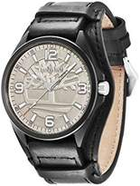 Timberland Men's Watch XL Analogue Quartz Sebbins Leather TBL,14117JSB / 61