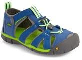 Keen Infant Girl's 'Seacamp Ii' Waterproof Sandal