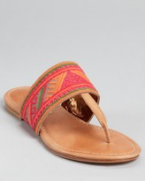 Cynthia Vincent Sandals - Love Flat