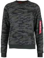 Alpha Industries X Fit Sweatshirt Black