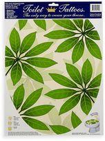 Bed Bath & Beyond Toilet Tattoos® Floating Leaves in Elongated