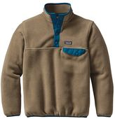 Patagonia Boys' Lightweight Synchilla® Snap-T® Fleece Pullover