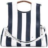 Corto Moltedo 'Priscilla New' striped shoulder bag - women - Nappa Leather - One Size