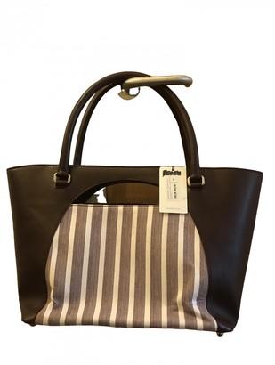 J.W.Anderson Moon Burgundy Leather Handbags