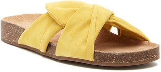 Vince Camuto Berulia Suede Slide Sandal