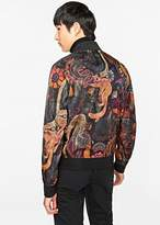 Paul Smith Men's 'Monkey' Print Bomber Jacket