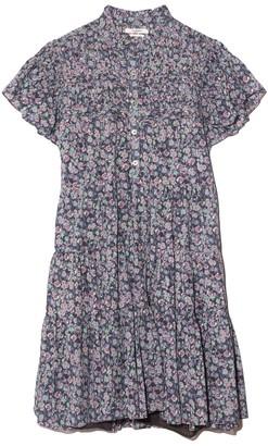 Etoile Isabel Marant Lanikaye Dress in Multicolor