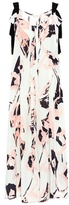 By Malene Birger Shalana printed silk dress