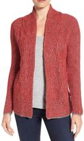 Nic+Zoe Nic + Zoe Mixed Stitch Cardigan