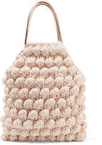 Ulla Johnson Barranco Crocheted Cotton Tote - Ecru