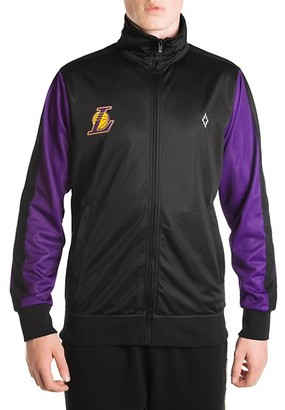 Marcelo Burlon County of Milan LA Lakers Logo Tracksuit Jacket