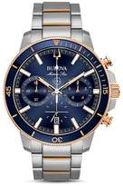 Bulova Marine Star Watch, 45mm