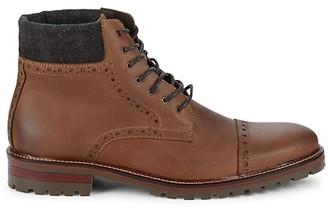 Johnston & Murphy Karnes Leather Boots