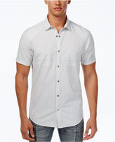 INC International Concepts Men's Dual-Pocket Snap-Front Shirt, Created for Macy's