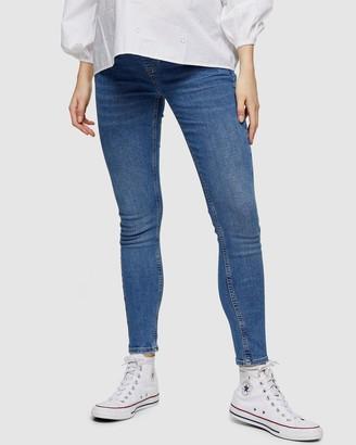 Topshop Maternity Jamie MDT Maternity Jeans