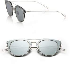 Christian Dior Composit 62MM Round Sunglasses