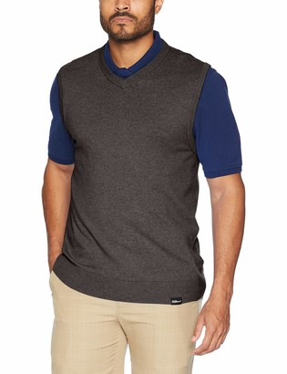 Skechers Golf Men's Fairway V Neck Golf Sweater Vest