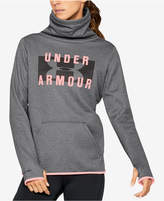 Under Armour Storm Armour® Fleece Logo Funnel-Neck Top
