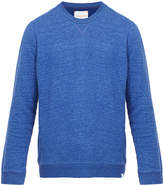 Derek Rose Devon Midnight Blue Sweatshirt