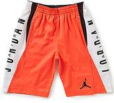 Jordan Big Boys 8-20 Color Block Takeover Shorts