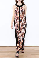 Matty M Halter Maxi Dress