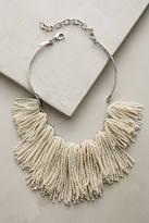 Lele Sadoughi Weeping Willow Bib Necklace