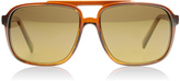 Maui Jim Silversword Sunglasses Brown Aqua STGBG Polariserade