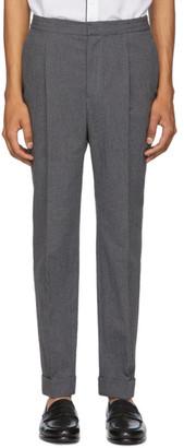 Officine Generale Grey Drew Trousers