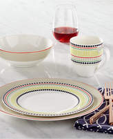 Kate Spade Dinnerware, Hopscotch Drive Taupe Collection