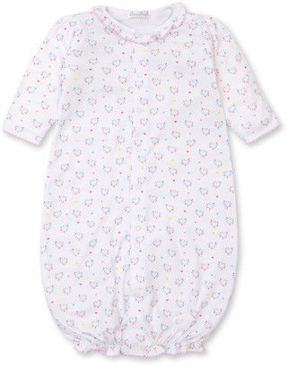 Kissy Kissy Fun-Loving Llamas Convertible Sleep Gown, Size Newborn-Small
