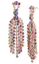 Betsey Johnson Harlem Shuffle Chandelier Earrings
