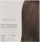 KELLY VAN GOGH Master Blend Multi-Dimensional Luxury Hair Colour, 3N Medium Neutral Brown 1 Kit