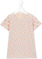Stella McCartney flower print tunic top - kids - Cotton - 4 yrs