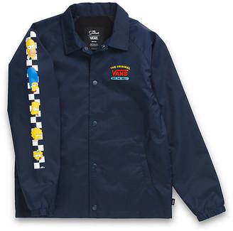 Vans The Simpsons x Boys Torrey Jacket