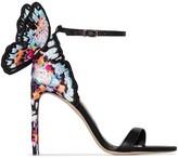Sophia Webster Chiara 100mm butterfly sandals