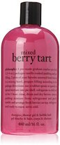 philosophy Mixed Berry Tart Shampoo Bath and Shower Gel, 16 Ounce